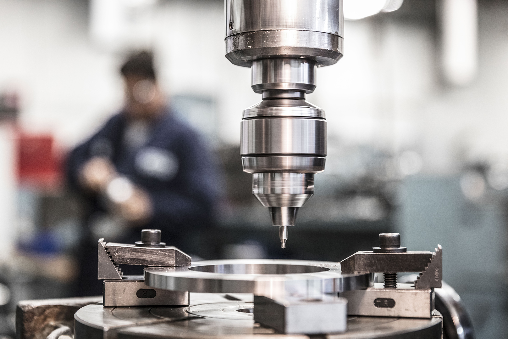 Machine Tools & Precision Equipment